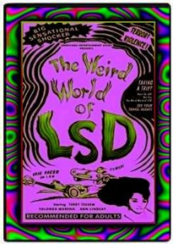 The Weird World of LSD EEUU 1967 [PELÍCULA]