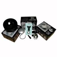 Humidificador Ultrasónico 1 Membrana: Set Completo