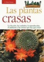 Las plantas crasas, Ed De Vecchi