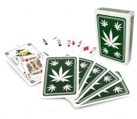 Cannabis Poker Playing Cards