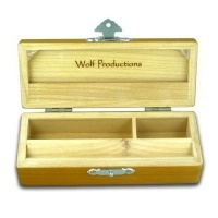 The Original Roll Tray Deluxe Rolling Box