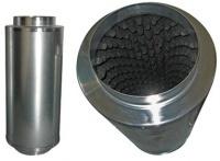 Silenciador Rígido Sile-X 125 x 400 mm