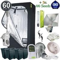 Kit HPS Completo (100W) Cultivo Micro