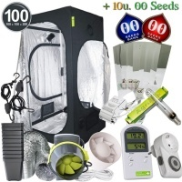 Kit HPS Completo (400W) Cultivo Medium