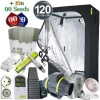 Kit HPS Completo (600W) Cultivo Maxi
