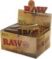 Caja Filtros Cartón Raw