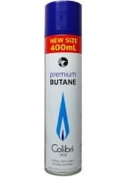 Colibri Premium Butane Gas 400 ml