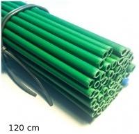 Tutor Plástico Verde 120 cm