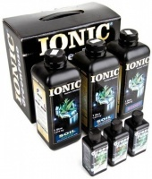 Ionic Greenfuse Nutrient Starter Kit Soil
