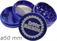 Grinder Polinizador Aluminio Color 50 mm Green Machine