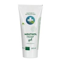 Menthol Hemp Gel Efecto Frío 200 ml