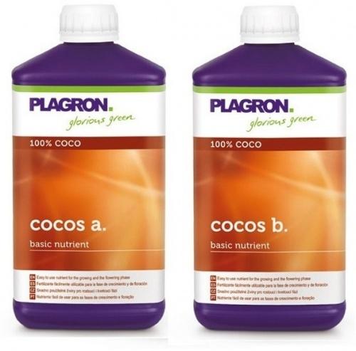 Cocos: Abono en 2 Partes (A y B)