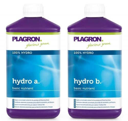 Hydro: Abono en 2 Partes (A y B)
