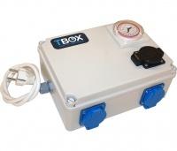 Temporizador TBOX con Activador de Calefacción
