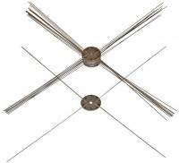Peladora Manual SpinPro: Recambio Cuchillas Quad Blades