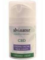 CBD Hemp Face Cream - 50 ml