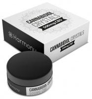 Cannabis Crystals 99% CBD - 500 mg