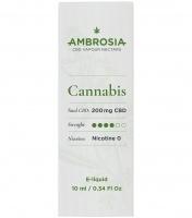 Ambrosia (10 ml) CBD E-Liquid