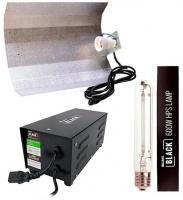 Kit 600W HPS LUMii Black Plug & Play