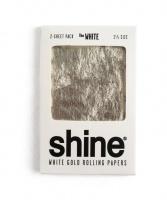 Shine White Gold Paper