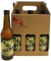 Cerveza de Cáñamo Hiena (botellín 33cl)
