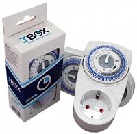 Temporizador Analógico TBOX 1M