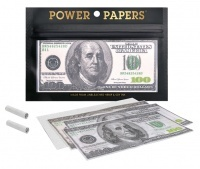 Papel Billetes Power Papers King Size