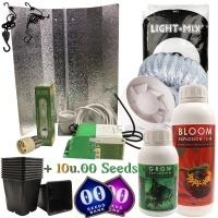 Kit de Cultivo Indoor LEC - CDM (315W)