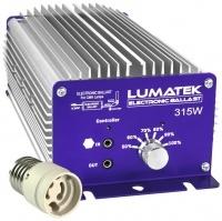 Ballast with Potentiometer Lumatek 315W LEC - CDM Controllable