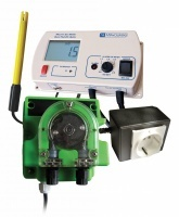Controlador Dosificador de Nutrientes Milwaukee MC740