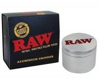 Grinder Polinizador Aluminio Raw 56 mm