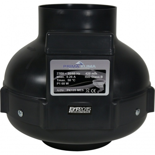 Extractor Prima Klima EMBALAGEM DANIFICADA