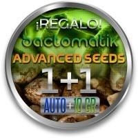 1 Semilla Auto ADVANCED SEEDS + 1 Bactomatik