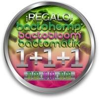 1 Bactohemp + 1 Bactobloom + 1 Bactomatik