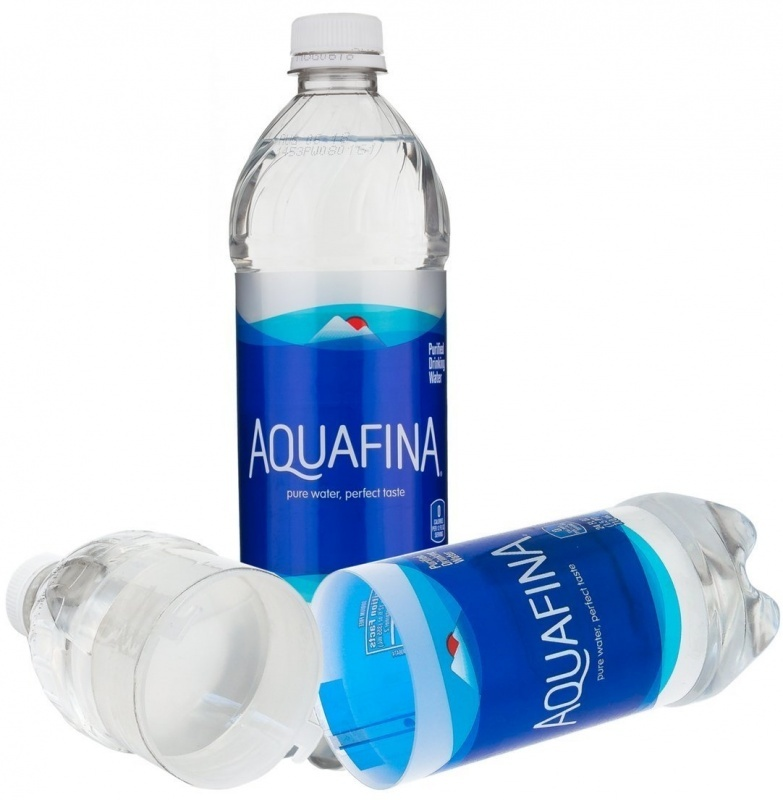Aquafina Stash Bottle