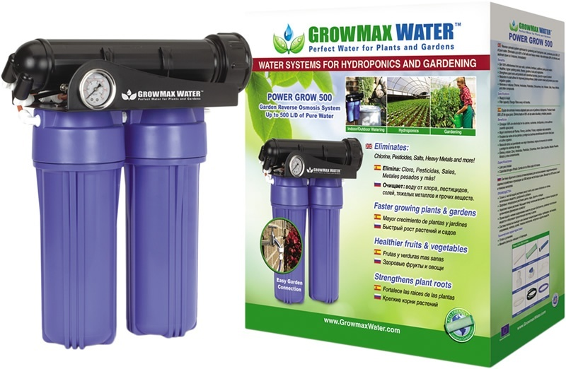 Filtro de Ósmosis Power Grow 500