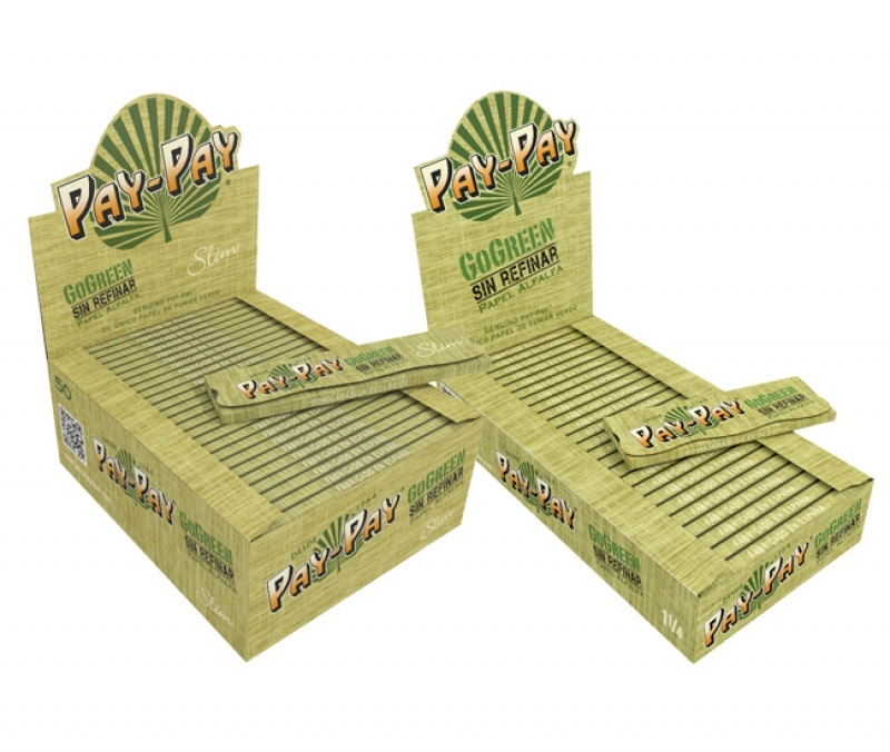 Cajas Papel Pay-Pay GoGreen