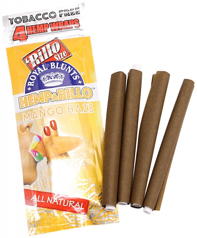 Blunts de Cáñamo HEMPaRILLO