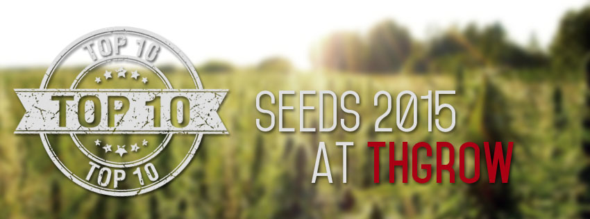 Top 10 Seeds 2015 in THGrow